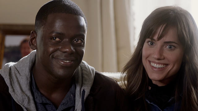 Daniel Kaluuya and Allison Williams in 'Get Out'.