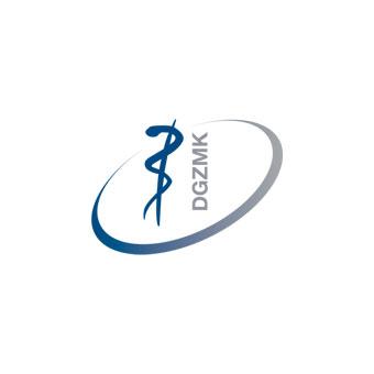 Logo der Deutschen Gesellschaft für Zahn-, Mund- und Kieferheilkunde