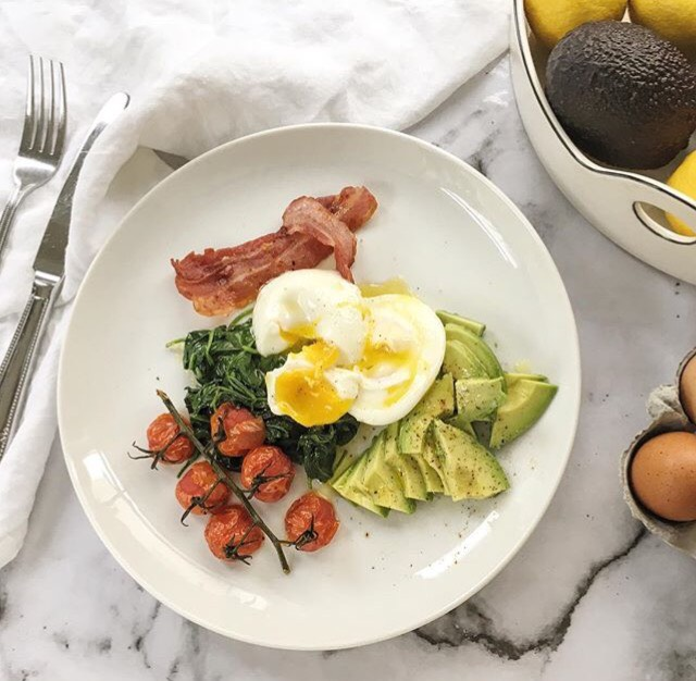 Eggs...little nutritional powerhouses of protein, good fats, vitamins, minerals, cheap to buy, easy and quick to cook, versatile...they're really as close to perfect as food can get. Can you tell I love them?!
