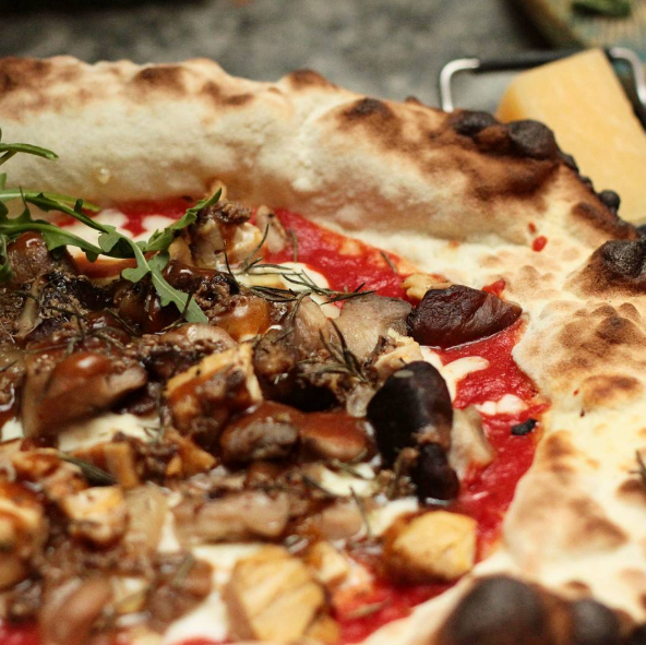 Photo Credit: @restaurant_zerokm_barcelona Instagram