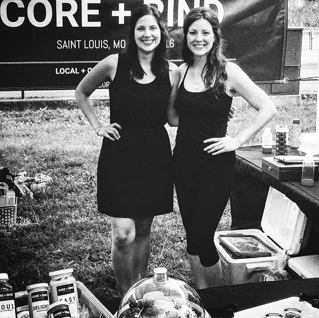 Exactly one year ago today we said hello to our community at the @tgfarmersmarket for the first time, selling our healthy + delicous plant-based treats... -_-_-_-_-_-_- We were SO excited✨ and a little nervous too... We loved being able to put our culinary nutrition skills to good use and share our passion for whole, real food ... But ... Would everyone be as enthusiastic about our goods as we were?!..... Luckily, the answer was YES!!! 😂🤗😂🤗😂🤗😂 _-_-_-_-_-_-_-_ The rush of excitement + love we felt from day one from this amazing, local-loving community has been so wonderful. We are so very grateful to all of our customers, partners, + mentors that have supported us this far, and continue to encourage us as we jump through some seemingly endless hoops... _-_-_-_-_-_-_  We are so looking forward to our relaunch later this summer🤣... And exciting things are in the works... Can't wait to share more with you all soon!! -_-_-_-_-_-_- Much love,  Candi + Rita  @candi.tenney + @ritamariec