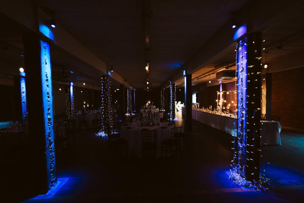 Victoria warehouse wedding venue