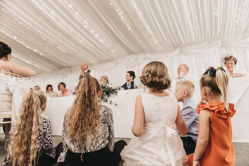 Ftaher of the bride speech