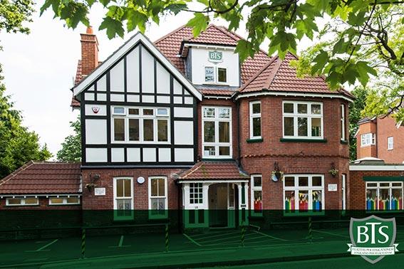 Buckholme Towers School And Nursery Street View