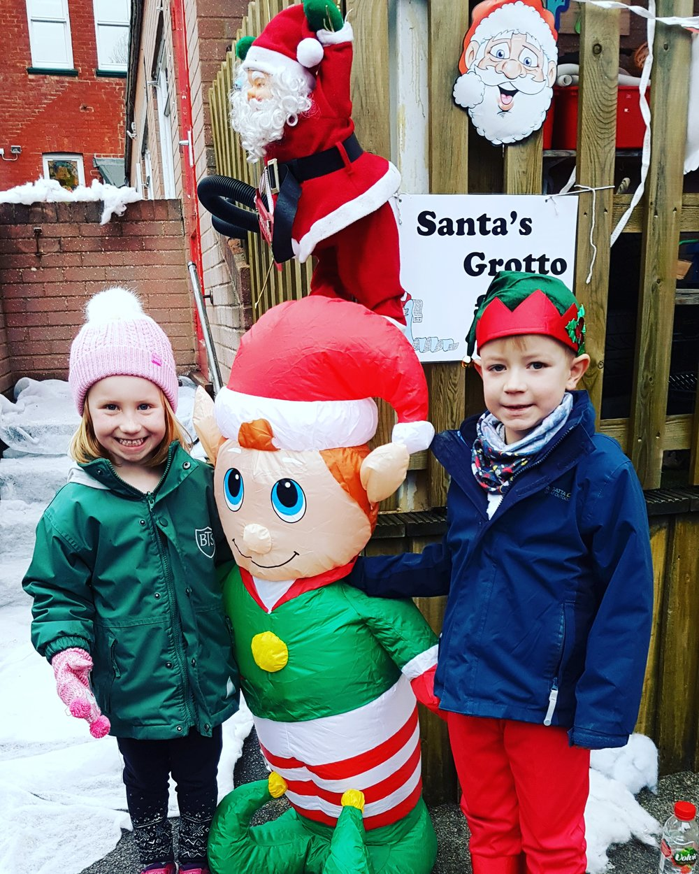 Buckholme School Christmas Fayre 2016 1