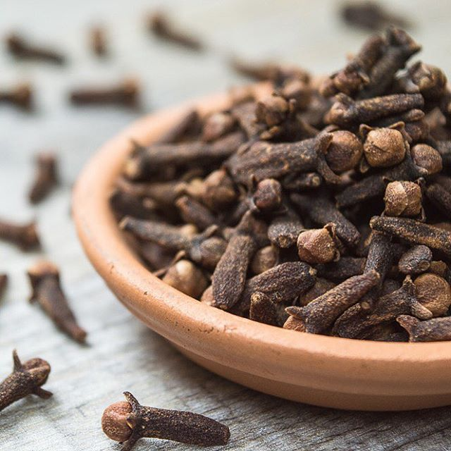 cloves #transcendwhereyouare  Devakusuma – flower of Deities  Clove is a unique kind of herb. The dried bud of the pink flower is used across the entire world to add flavors to the food. However, only a few users are aware of the medicinal properties it possesses. Clove has been used across the Asian sub-continent for thousands of years, not only as a condiment but also as an ayurvedic medicine. While the health benefits of cloves are endless here are some Medicinal & Health Benefits of Cloves: 1. Aids in #digestion 2. Protects liver 3. #Antibacterial properties 4. Cloves for #toothaches and oral #diseases 5. Possesses anticarcinogenic properties 6. Preserves bones 7. Boosts #immunity 8. Possesses anti-mutagenic properties 9. Controls #diabetes 10. Bad breath 11. Treats morning sickness 12. Aids in overcoming flatulence 13. Treats respiratory infections & common cold 14. Helps in reducing #stress 15. Treats cuts, wounds & rashes 16. Removes #acne and cures #blemishes and #scars 17. Clove face mask for facial treatment 18. Prevents hair loss 19. Refresh #hair color & add shine to your hair 20.  Cures #headaches  #vedicmeditation #ayurveda #ayurvedic #cloves #meditate #meditation #meditatedaily #meditateeveryday #medicinal #meditateeverydamnday #meditating #yoga #yogaeverydamnday #herbs #foodismedicine #food #allnatural