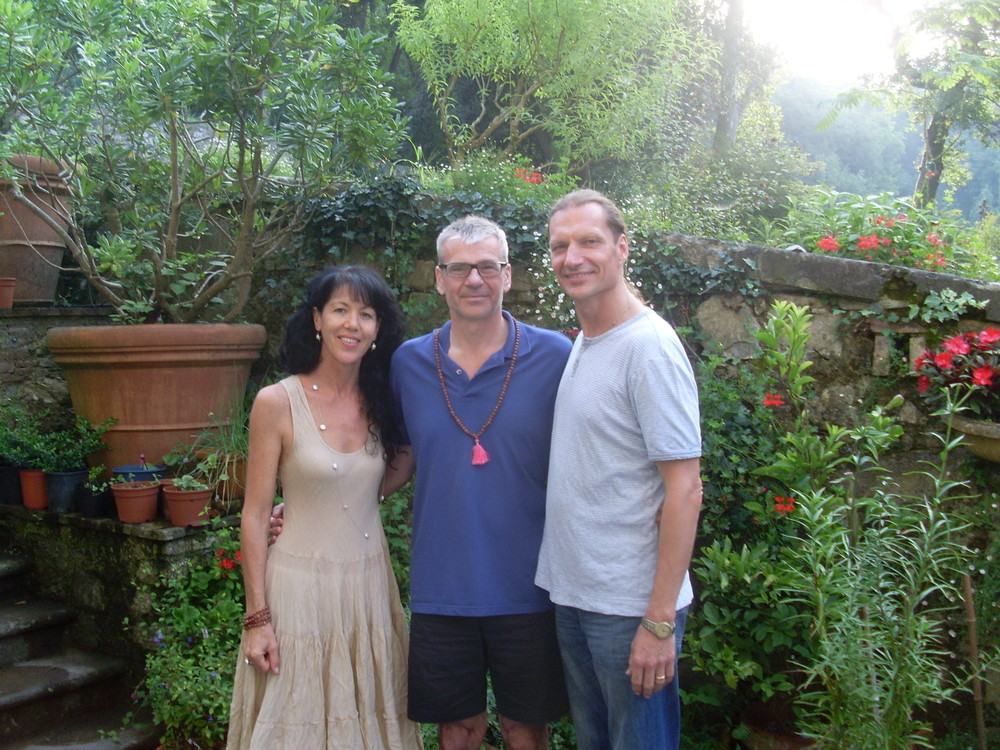 Tuscany Yoga Retreat 2014