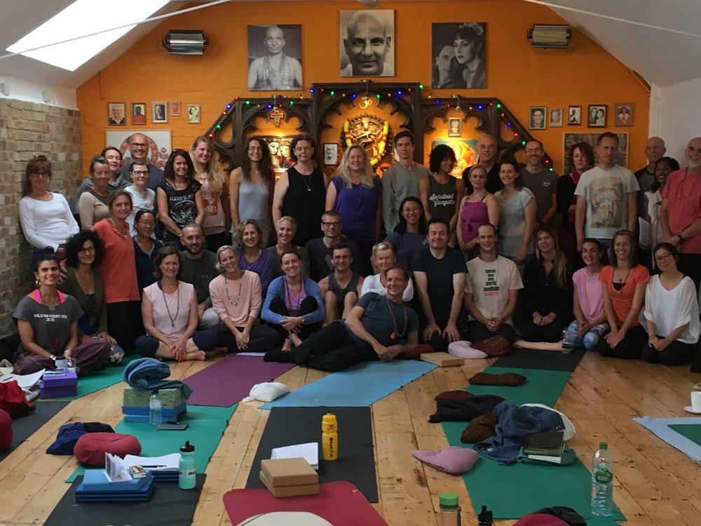 Samadhi workshop