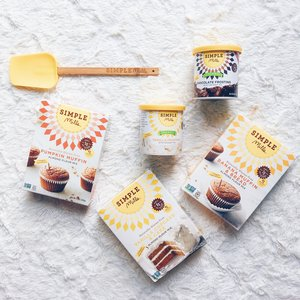 Simple Mills is bringin' simple, healthy, and delicious, to boxed baking mixes.