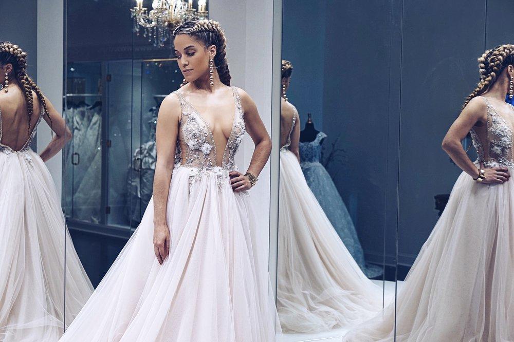 Berta Bridal  from  Elite Pour La Vie