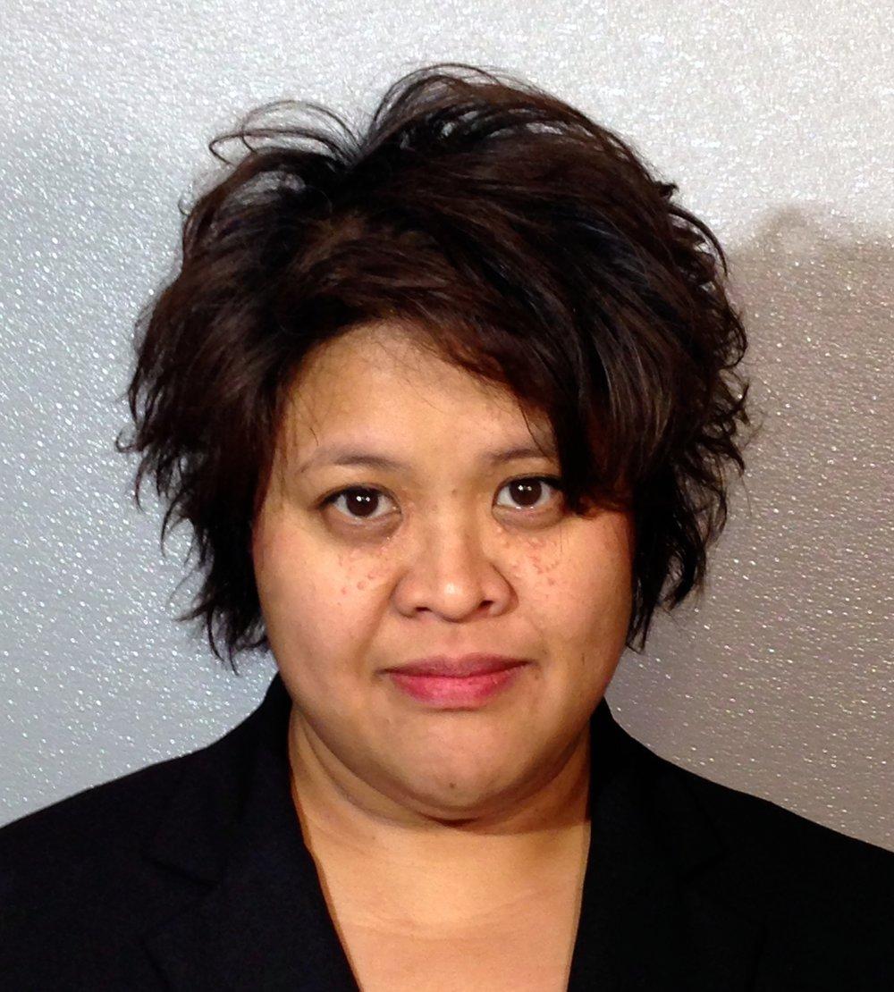 Writer Henrietta Nofre