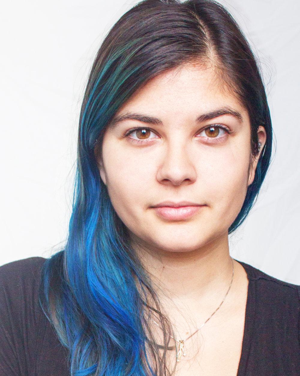 Writer Akaina Ghosh