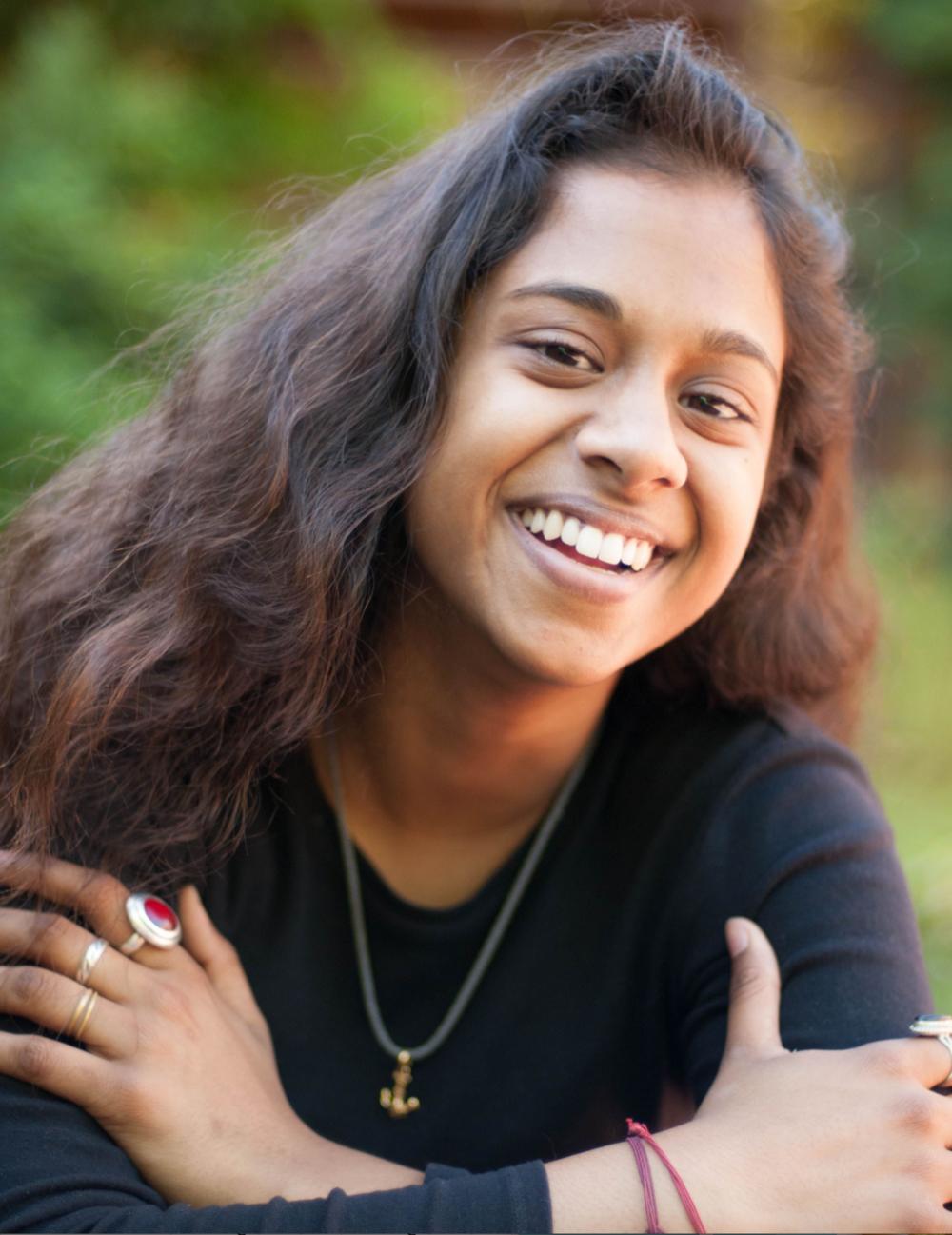 Writer Sureni Weerasekera