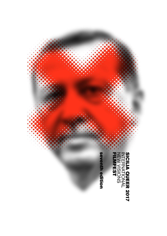 Primo premio   Titolo del progetto: Sicilia Queer International Filmfest. Edizioni IV, V, VI,VII  Progettista: Donato Faruolo  Committente: Associazione Culturale Sicilia Queer
