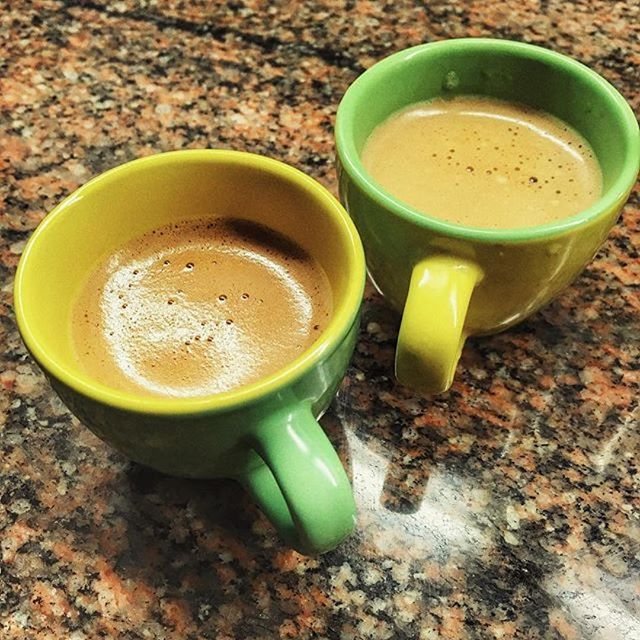 It's never too early or too late for @305cafecito; it's 3:05 somewhere. 📸: @youcancallmeak