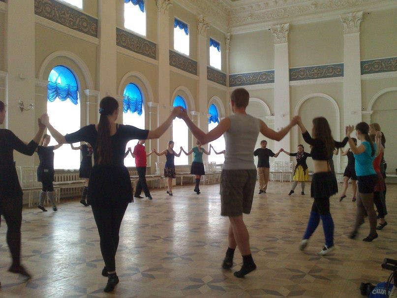 teaching in st. petersburg, russia (2013)