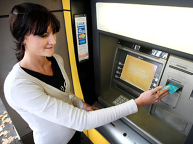 wireless communications solutions for ATMs