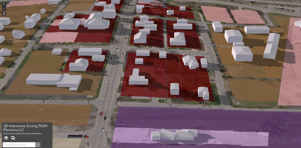Click above to view the 3D Interactive Zoning Map