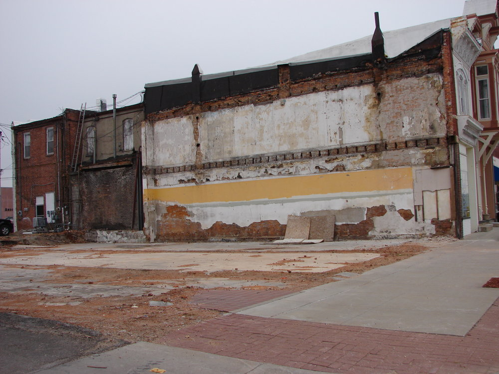 Silver Moon Plaza Before Construction
