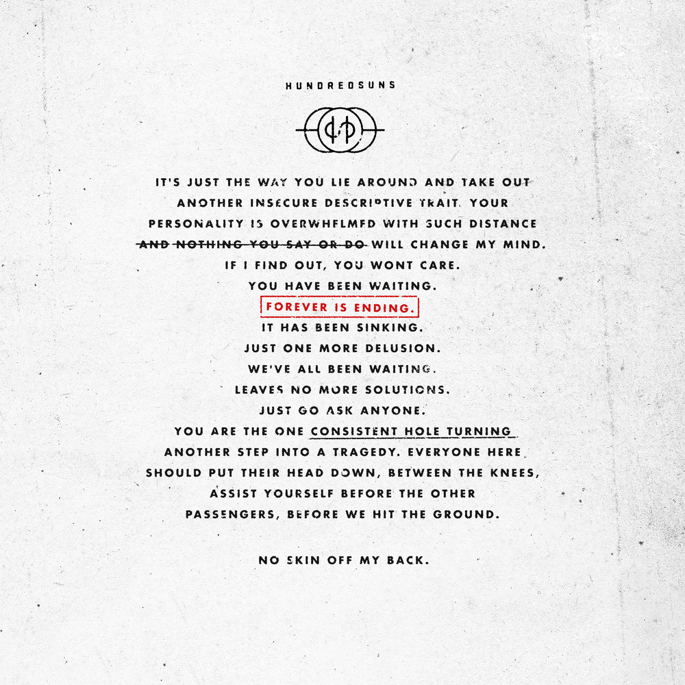 LYRICS - FRACTIONAL