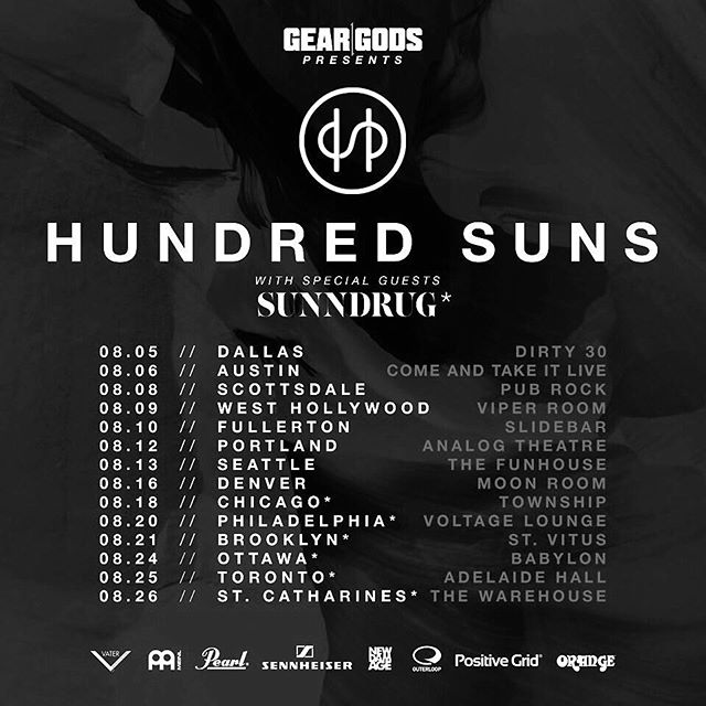 3 Days! hundredsuns.soundrink.com