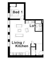 one bedroom, one bath unit.jpg