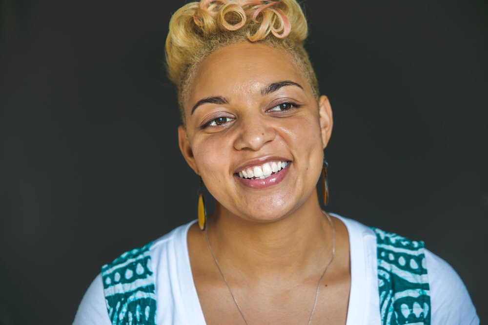 J. Valoris - Jessica Valoris is a Washington, D.C. based visual and performing artist, emcee, and youth advocate. With extensive experience collaborating with community-based organizations and facilitating empowering youth programming, Jessica believes in the power of art to activate imagination, build community, and spark inspired action.Jessica currently works with The Future Project and City at Peace DC, and is a one half of the rap duo, Colored Girls Hustle. https://www.jvaloris.com/