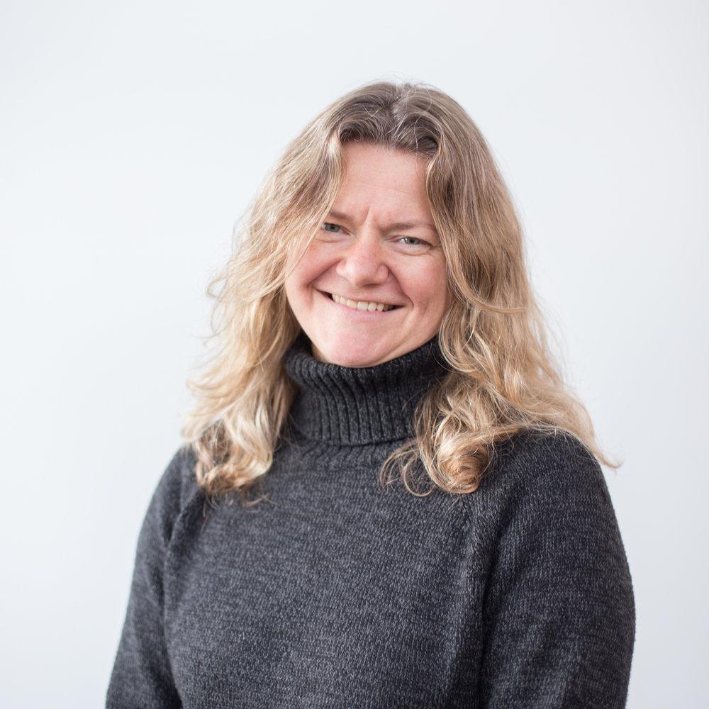 Kaila Colbin Co-organiser, Curator & Licensee
