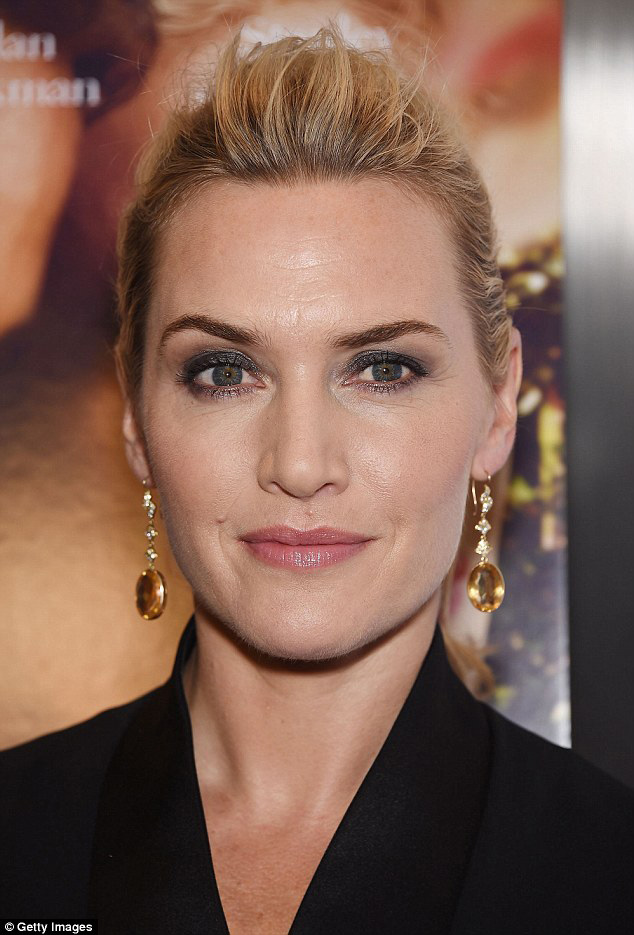 Kate Winslet wore Turner & Tatler jewelry to the June 17 premiere of the film  A little chaos  at the Museum of Modern Art in NYC  .
