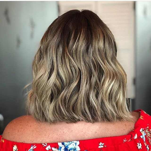 Big changes are scary but can be so good!!! Swipe for before #chopchop #bigchange #hookandscissor #sanfranciscosalon