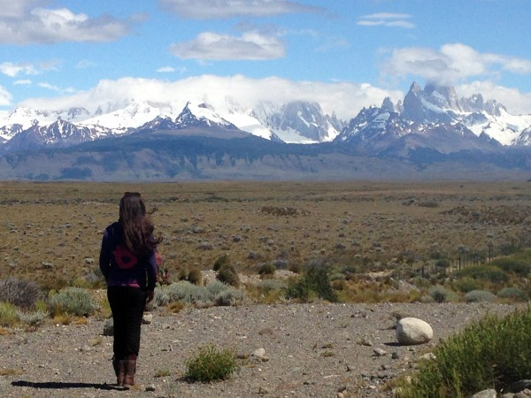 The Road to El Chalten