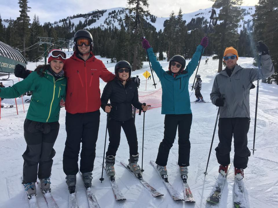 February 1, 2017: Kirkwood Crew