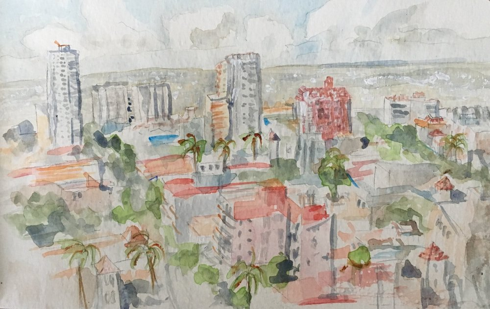 """Dreaming in Cuban"" (click image to see prints for sale in new window)"