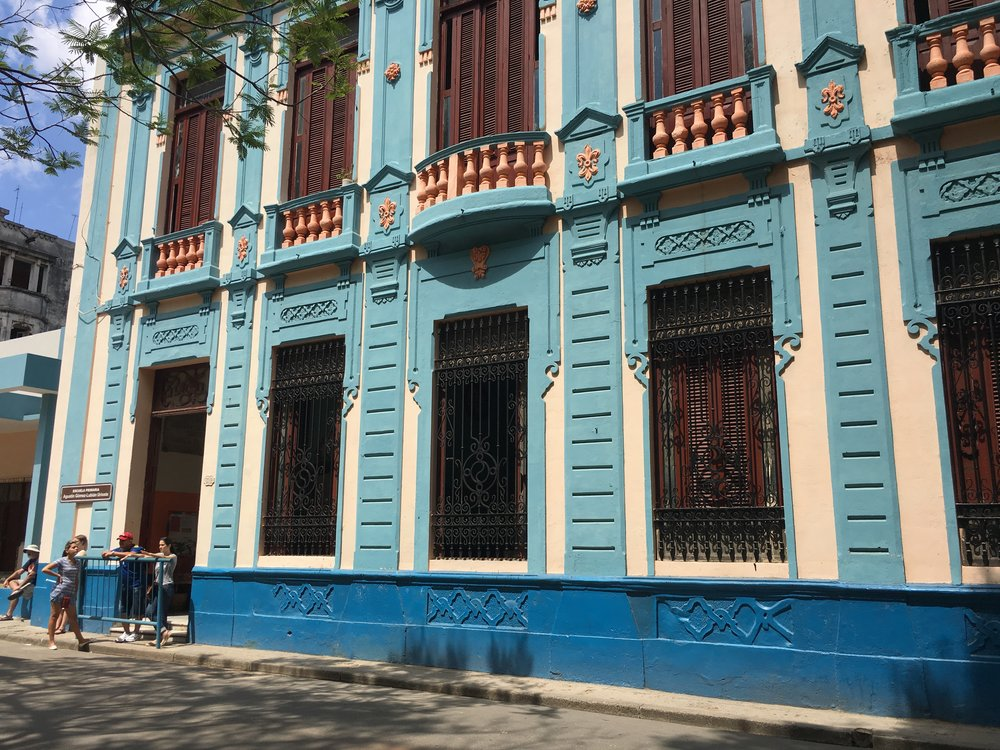 A school in Havana