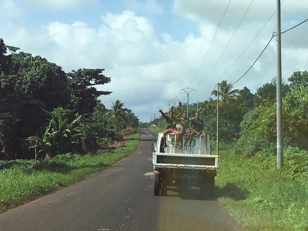 The road to Eton