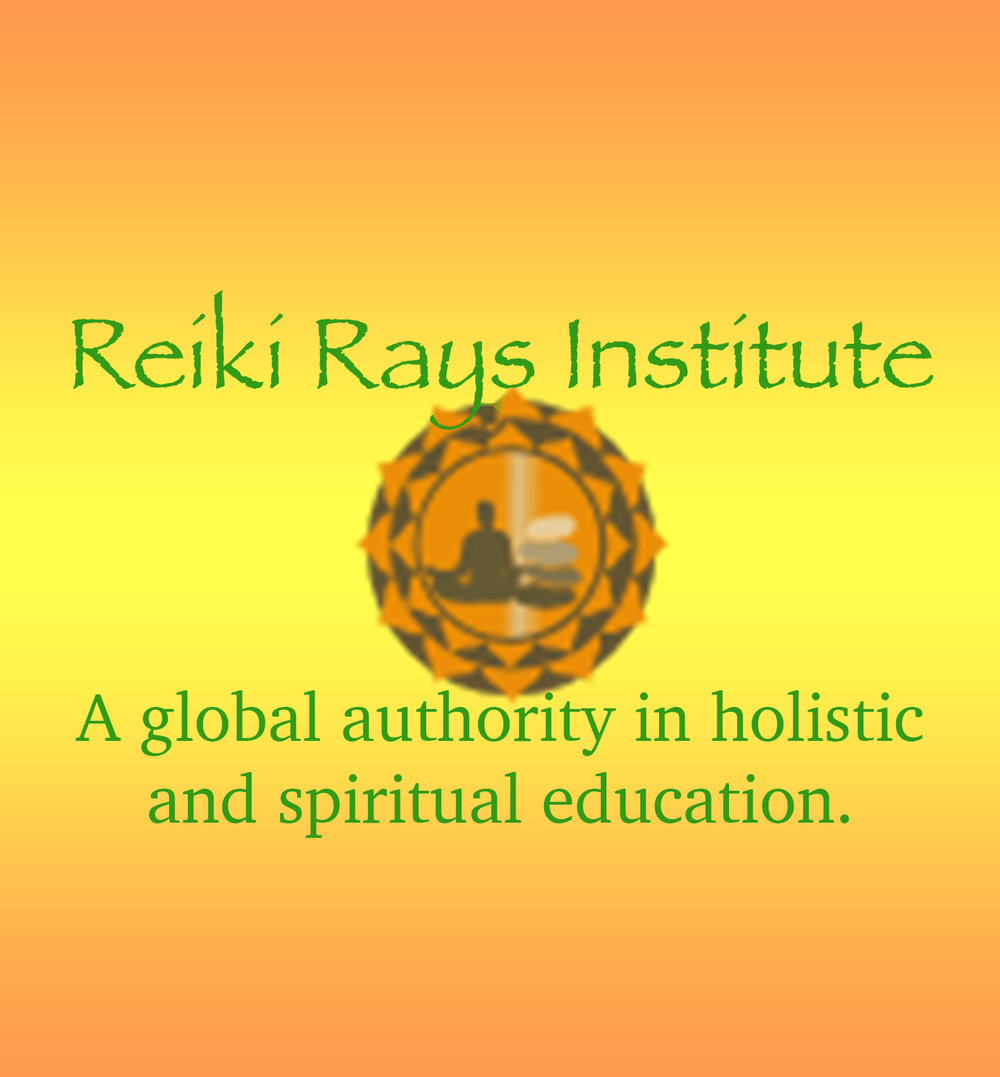 Accredited By Reiki Rays Institute