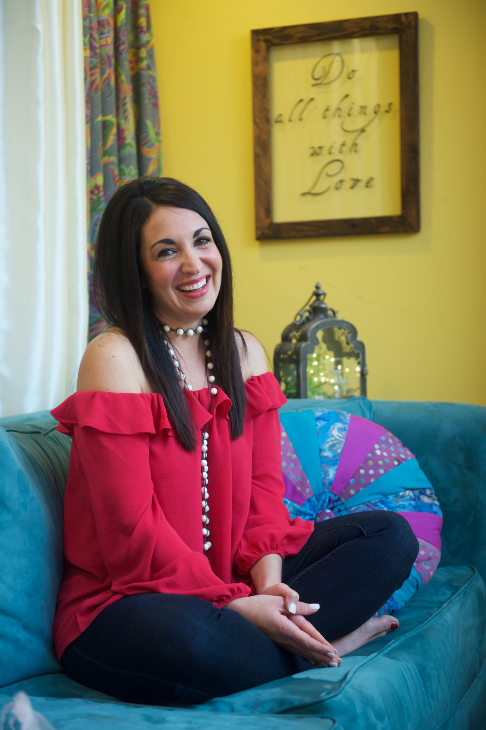 Gina Nicole, Angel Intuitive and Feng Shui Practitioner