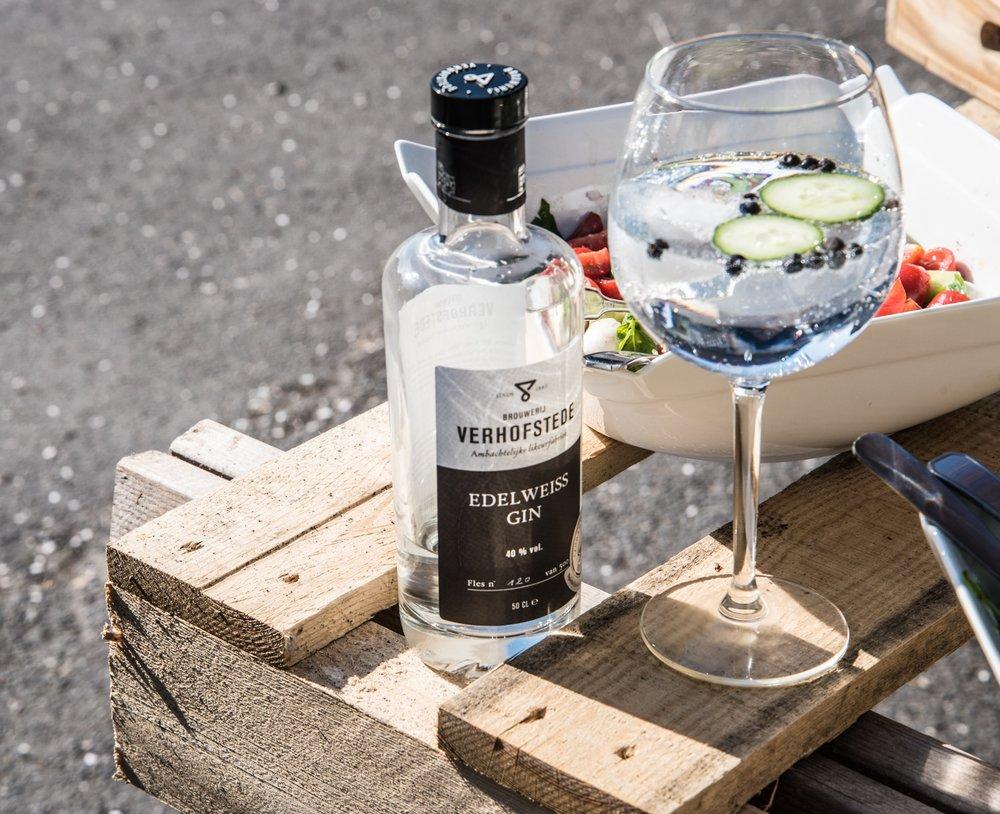 Edelweiss Gin Tonic