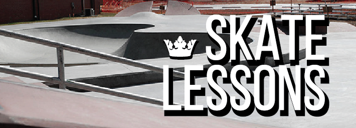 Page under construction. Please contact us via telephone at  910-491-3502  for more information on skate lessons.