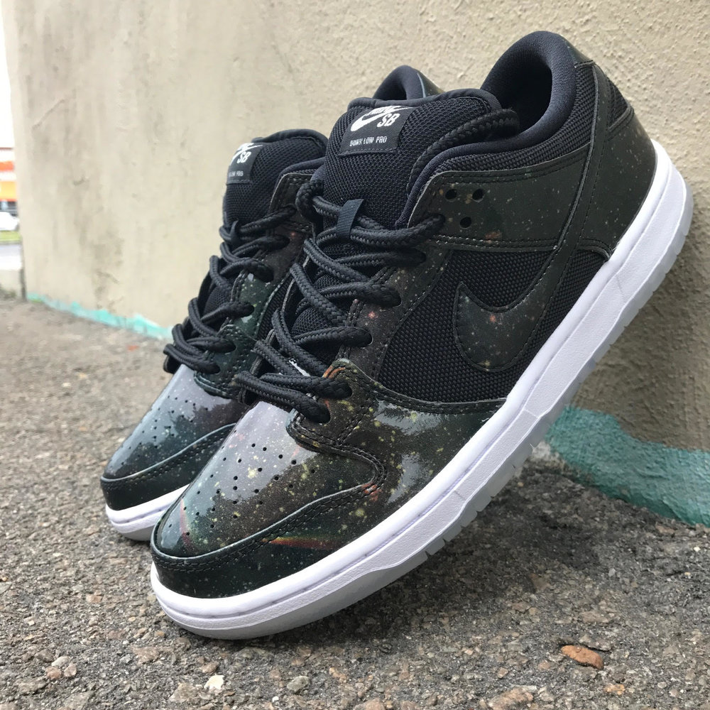 f9a0dd3fae5ec authentic nike sb 420 galaxy dunk low u2014 daville skate shop skateboards  footwear clothing fb596 6026c