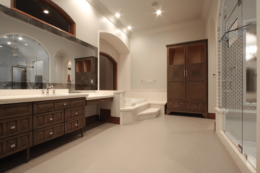 Vegas Master Bathroom