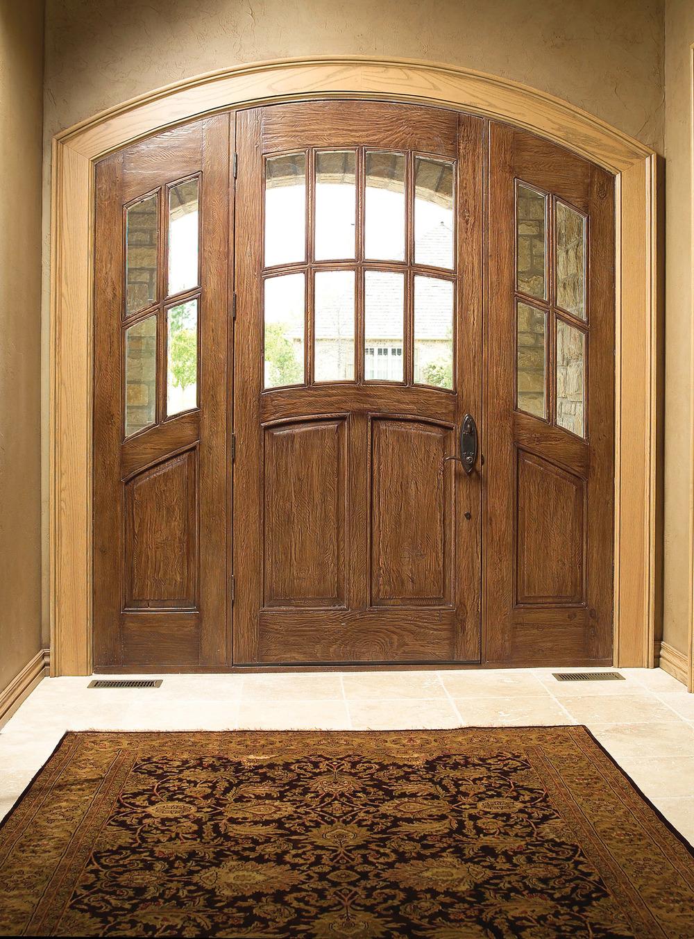 Old World Door   401
