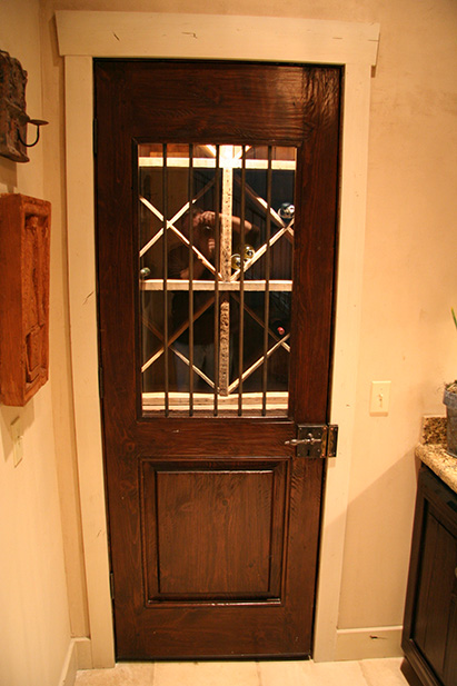 Old World Door - 422