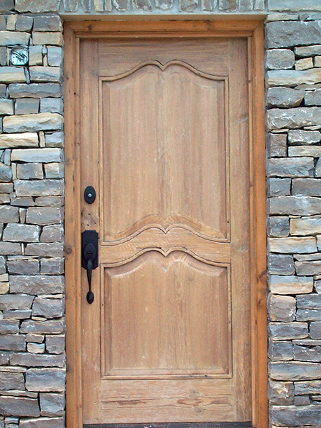Old World Door - 424