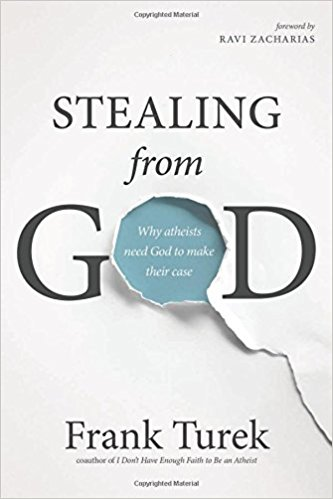 STEALING FROM GOD - By: Frank Turek