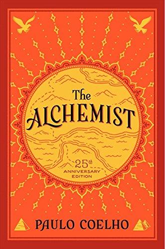 THE ALCHEMIST - By: Paulo Coelho