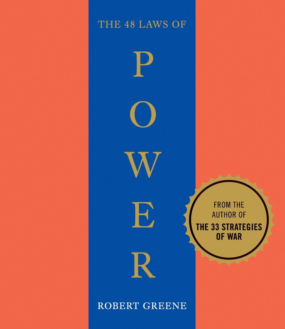 THE 48 LAWS OF POWER - By: Robert Greene