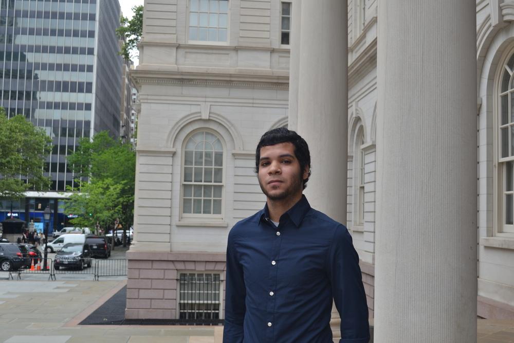 Ivan Mendez, Youth Advocate