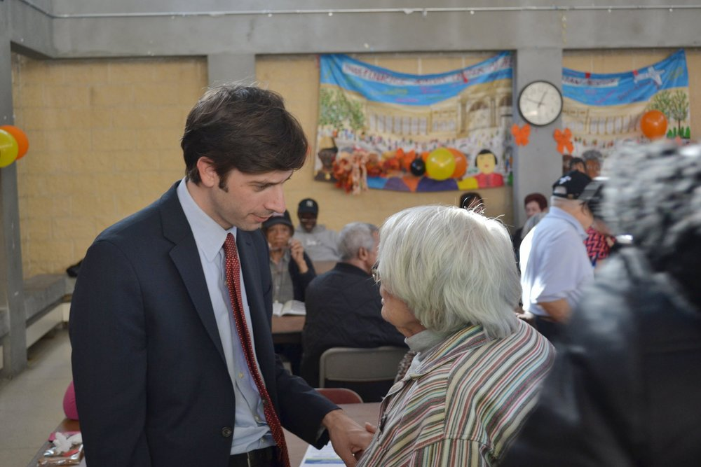 Stephen Levin is a New York City Council Member representing the 33rd District.