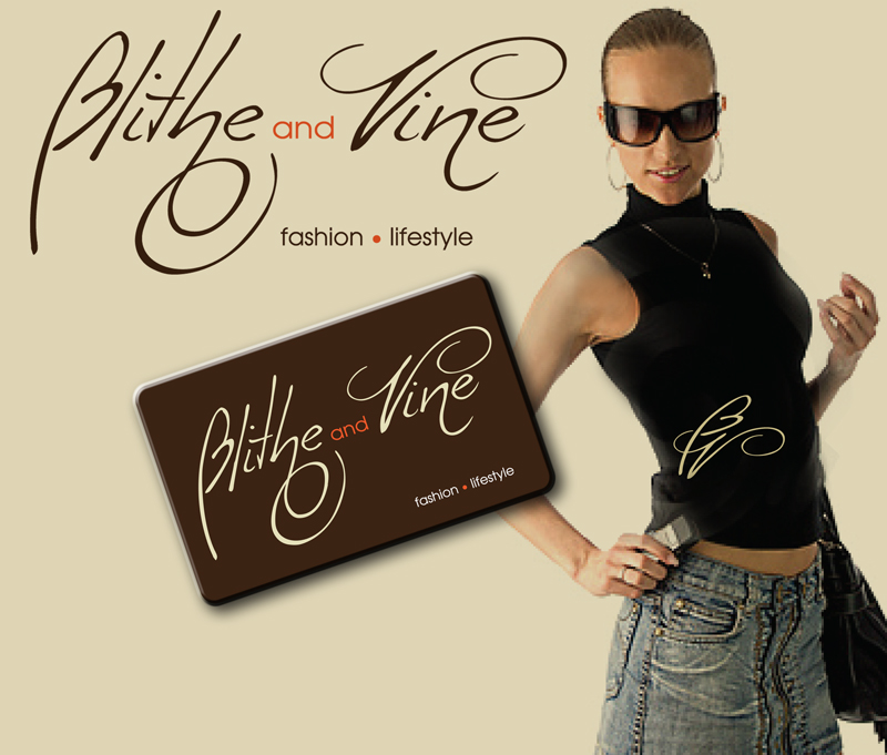 Blithe & Vine - Imaginary Company